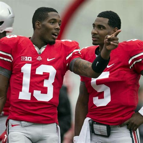 Braxton Miller Meme - 98 best ohio state images on pinterest ohio state university ohio state buckeyes and ohio