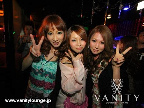 Vanity Roppongi by Vanity Lounge Tokyo Japan Travel Japan Tourism Guide