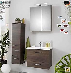 Badmöbel Set Braun : pelipal solitaire 6110 badm bel set 61 cm v1 2 impuls home ~ Orissabook.com Haus und Dekorationen