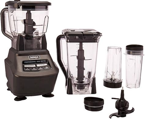 ninja mega kitchen system bl blenderfood processor