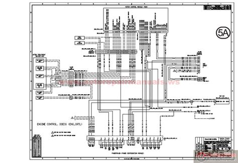 Fld Freightliner Basic Electrical Wiring Diagram by 2007 M2 Freightliner Hvac Wiring Diagram