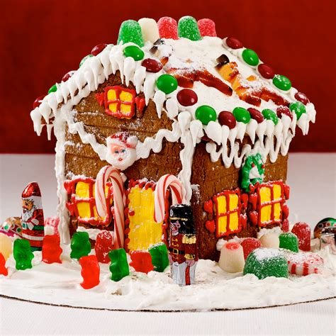 christmas gingerbread house william greenberg desserts