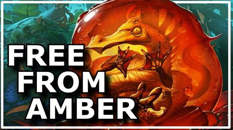 Hearthstone  Best Of Free From Amber Youtube