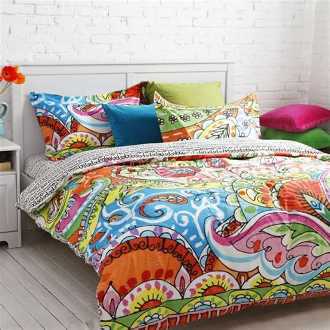 quilted duvet cover pattern tribal pattern bedding to experience lovely nuance