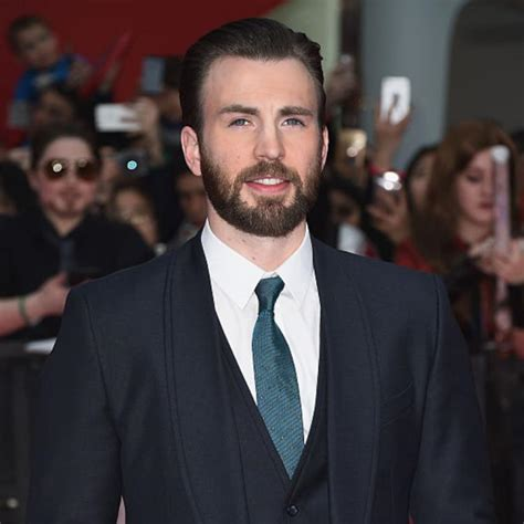 Chris Evans deleted Instagram account within hours of his ...