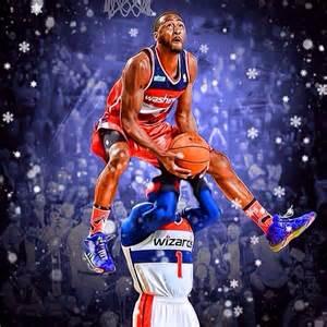 Cool NBA Basketball Players