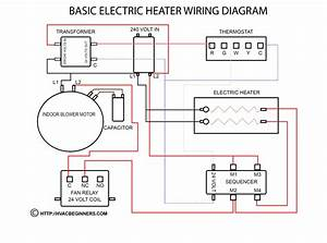 Find Out Here Electric Furnace Fan Relay Wiring Diagram