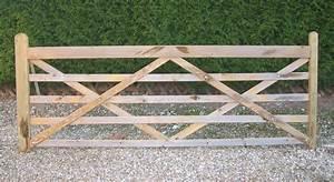 Barriere Pour Jardin : barrieres de jardin en bois valdiz ~ Preciouscoupons.com Idées de Décoration