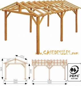 Abri De Terrasse En Bois : abri terrasse bois acheter pas cher sur ~ Dailycaller-alerts.com Idées de Décoration