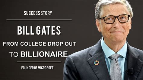Bill Gates Success Story   Corporate Valley