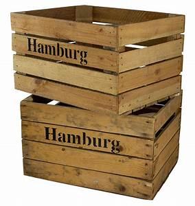 Lieferverzug Möbel Preisnachlass : dunkel apfelkiste mit aufdruck hamburg 50x40x30cm ~ A.2002-acura-tl-radio.info Haus und Dekorationen
