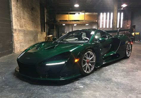 For Sale Usa by Mclaren Senna In The Us Delivered To Michael Fux