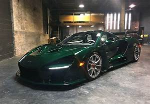 First McLaren Senna In The US Delivered To Michael Fux