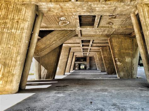 Unité D'habitation - Le Corbusier - Marseille Foto & Bild ...