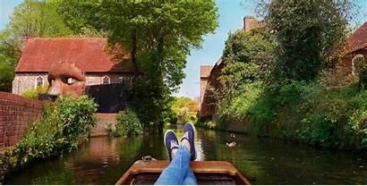 Kent Summer Visit Canterbury Toolkits Marketing Kits