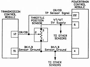 Wiring Diagram 2006 39 Chevy Tps 4 Wires