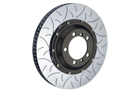 Brembo Front 380mm Slotted Type 3 Rotors 981.1 Cayman Gt4