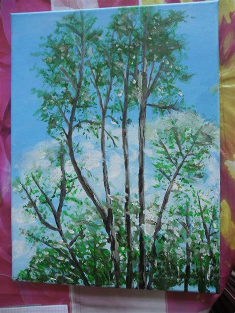 articles de oisilabella tagg 233 s quot peinture acrylique paysage debutant quot de oisilabella