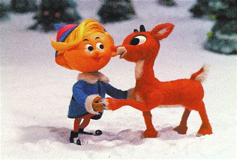 rudolph  red nosed reindeer  offensive las