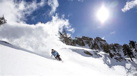 adult ski lessons ski lake tahoe squaw valley