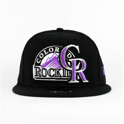 rockies colors colorado rockies quot the blaster quot team colors 59fifty new era