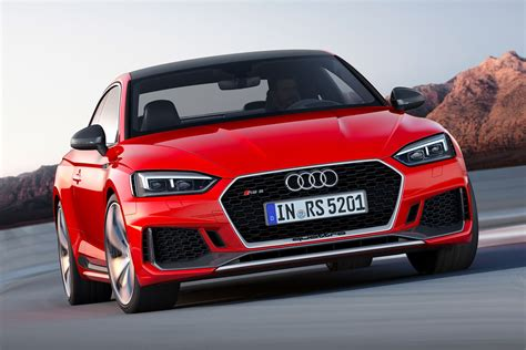 New Audi Rs5 Revealed Audi Sport Delivers Its First Post