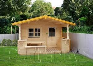 Haus Bausatz Aus Polen : gartenhaus mit terrasse nida t ~ Sanjose-hotels-ca.com Haus und Dekorationen