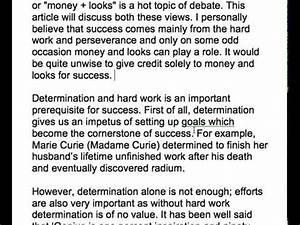 creative writing 500 words describe a successful person essay describe a successful person essay