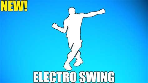 fortnite electro swing emote  hour youtube