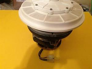 675793a Used Whirlpool Kenmore Dishwasher Pump Motor Assembly 675793