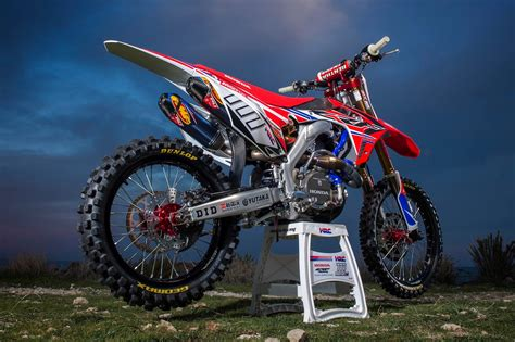 Racing Cafè: Honda Crf 450 Rw Team Hrc 2016