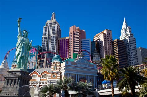 New New York Hotel Las Vegas