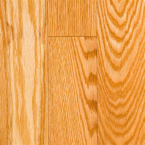 lauzon essential red oak natural smooth light hardwood