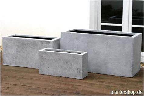 Pflanzkübel 50 Cm Hoch by Pflanzk 252 Bel Blumenk 252 Bel Pflanzgef 228 Sse In Beton Oder