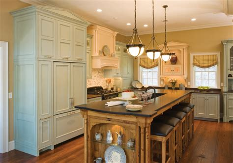 elegant neoclassical kitchen restoration design