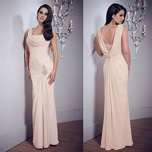 cowl neck evening dress promotion shop for promotional With robe col bénitier