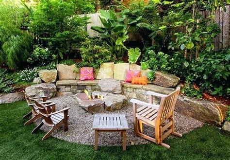 Gartengestaltung Mit Sitzecke by Garten Sitzecke Gartenideen Mit Hangematte Und Viel Gra 1