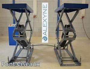 Pont Elevateur Ciseaux : mat riel de garage quipement et outillage d 39 atelier m canique ~ Medecine-chirurgie-esthetiques.com Avis de Voitures