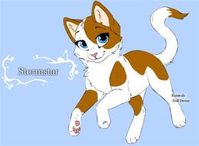 create a warrior cat stormstar s warrior cat