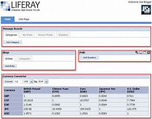 liferay portal news With liferay templates free