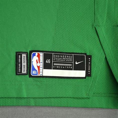 Jaylen Brown - Boston Celtics - Game-Worn Icon Edition ...