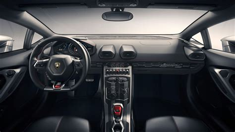 interieur cockpit lamborghini huracan  blog auto
