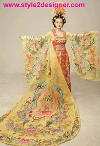 Ancient China Clothing www style2designer