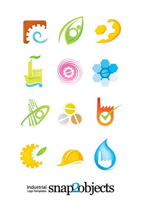 vector industrial logo template