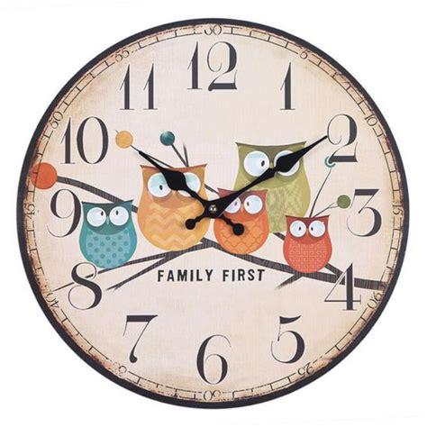 horloge de cuisine originale la grande horloge murale en photos