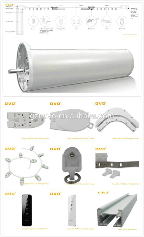 novo low price bathroom window blinds components with