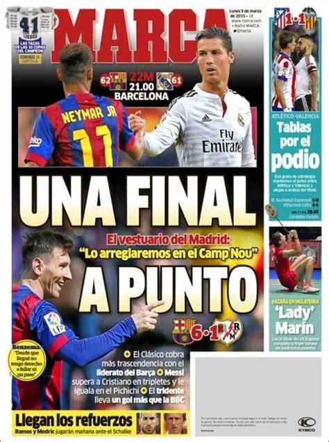 Barça líder, Messi pichichi, el clásico será una final ...