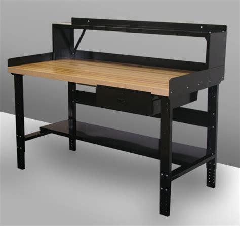 wood workbench height big idea