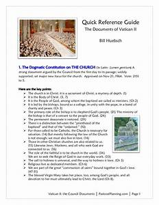 vii summary of vatican ii documents With a concise guide to the documents of vatican ii