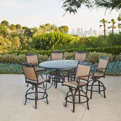 Home Depot Home Bar by Bar Height Dining Sets Outdoor Bar Furniture The Home